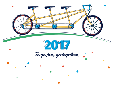 European Cooperation Day 2017: Cycling Together around Europe Join our European Cooperation bike tour
