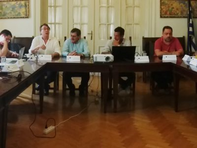 Kick-off meeting of Sparc project: creativity hubs for valorization of Cultural Heritage