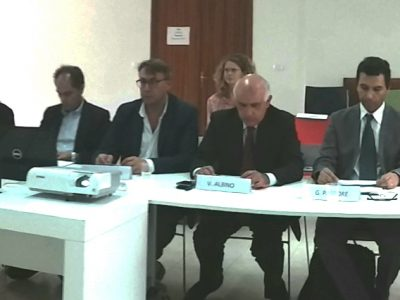 Kick-off meeting of Triton project: an integrated coastal zone management between Puglia and Western Greece