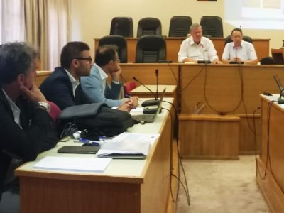 Kick-off meeting of Medinno project: the local dairy and meat tradition as development engine for Puglia and Epirus