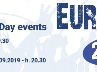 European Cooperation Day 2019: two events for the social inclusion